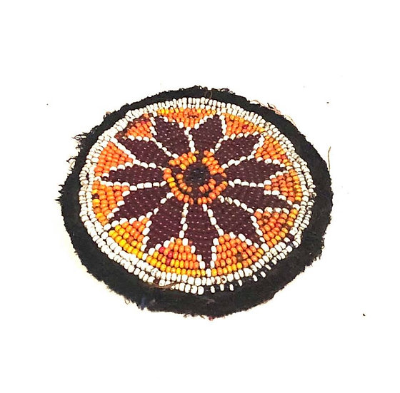 Beaded Medallion - BM138
