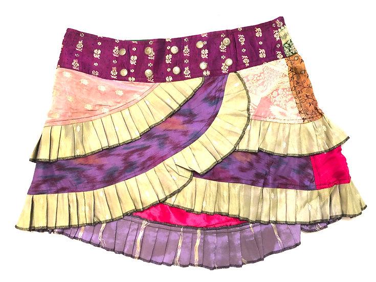 Sari Mini Skirt - SMK102