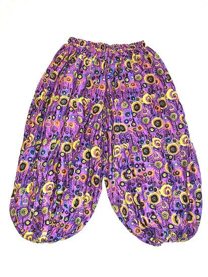 """Cotton Pantaloons - 39"""" - Multi Color - CPT213"""
