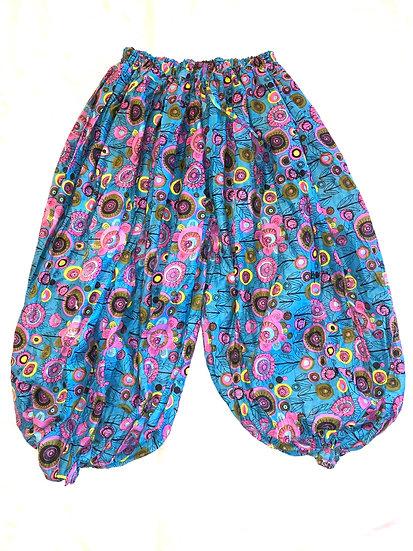 """Cotton Pantaloons - 38"""" - Multi Color - CPT214"""