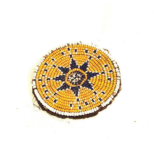 Beaded Medallion - BM126