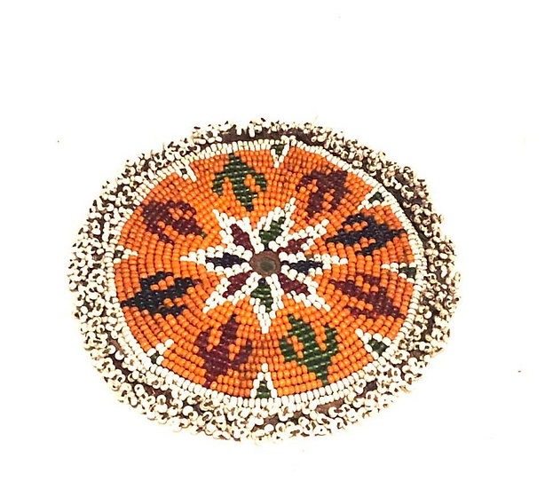 Beaded Medallion - BM104