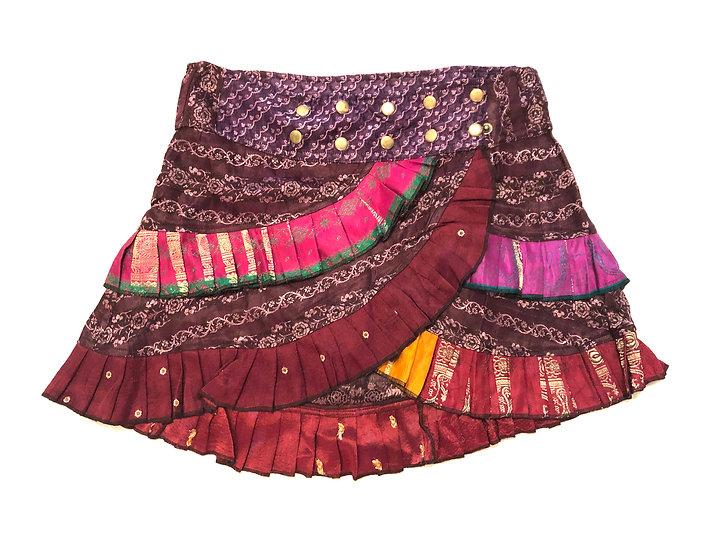 Sari Mini Skirt - SMK109
