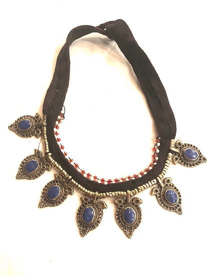 Kuchi Necklace with Small Medallions - TKN200