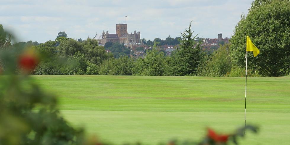 Harpenden Squash Club Golf Day