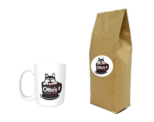 Otto's Coffee Mug Bundle