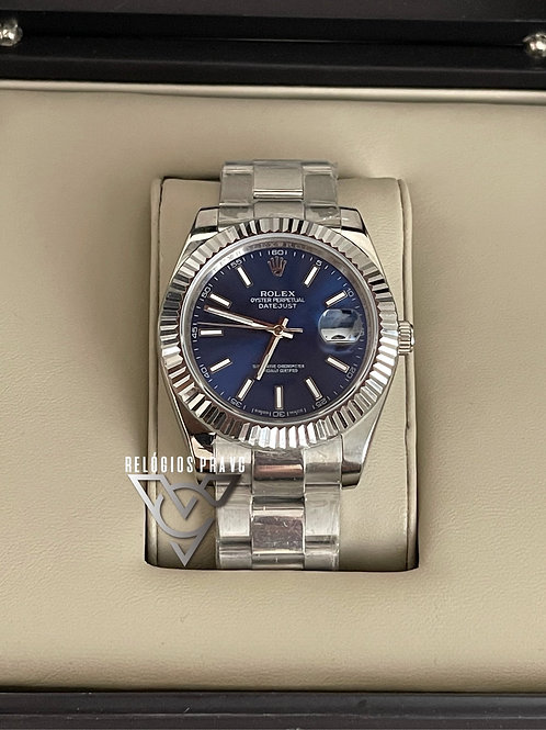 R. DATEJUST AZUL