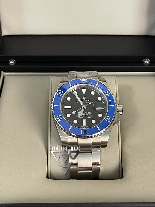 R. SUBMARINER BLUE
