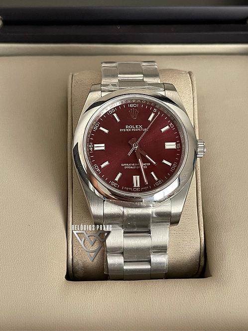Réplica de Relógio Primeira Linha Rolex Oyster