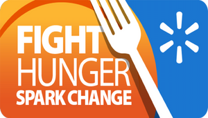 Fight Hunger Spark Change Logo