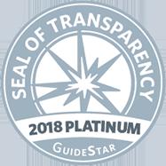 FRFB Reaches GuideStar Platinum
