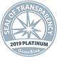 2019 Platunum Seal of Transparency.png