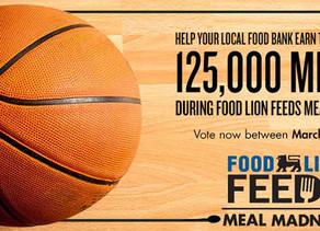 Food Lion Feeds Meal Madness