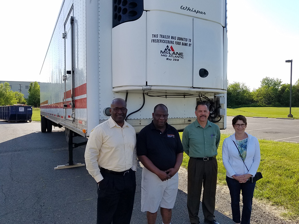 Board Members with Trailer