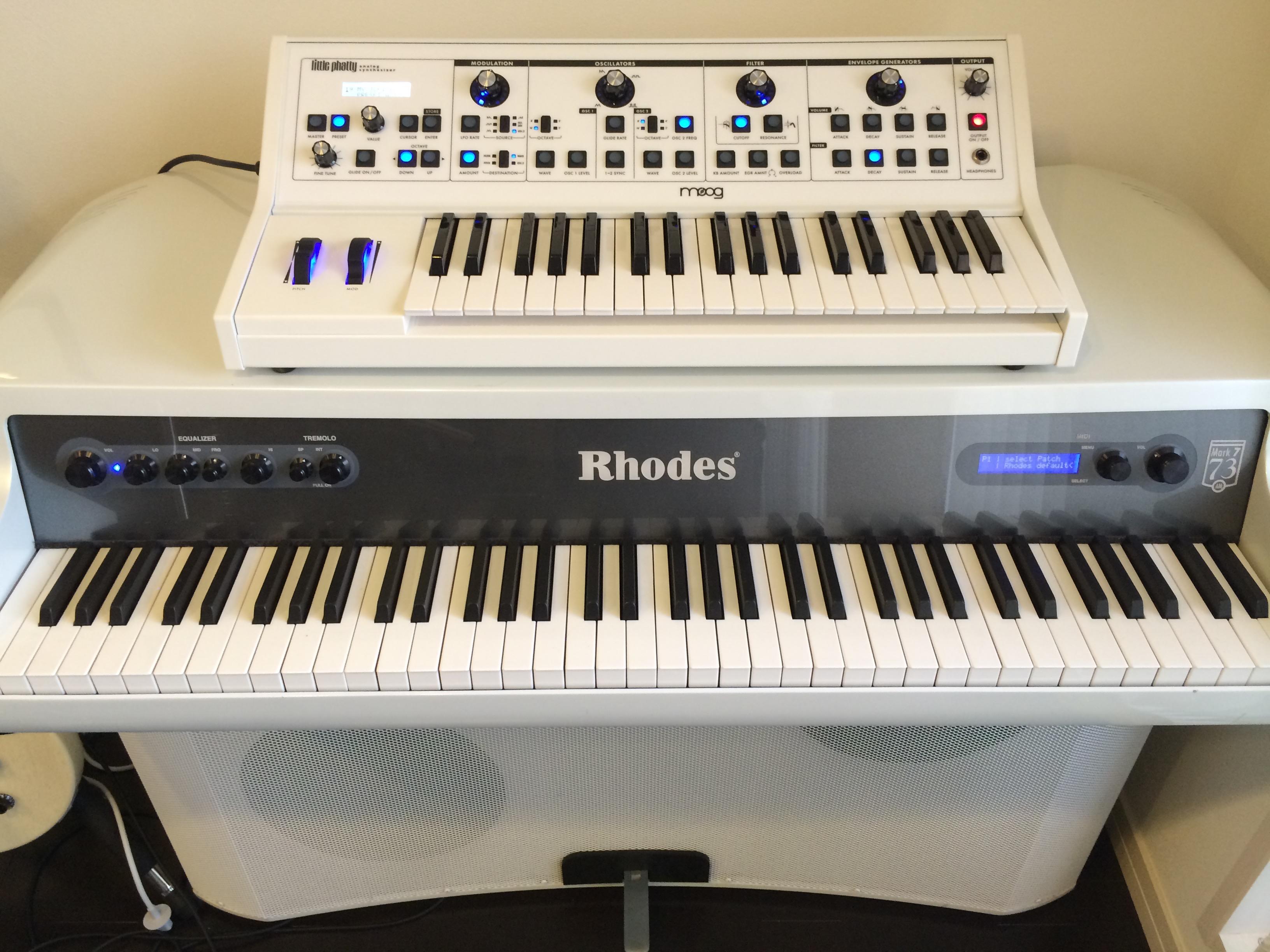 Rhodes&Moog