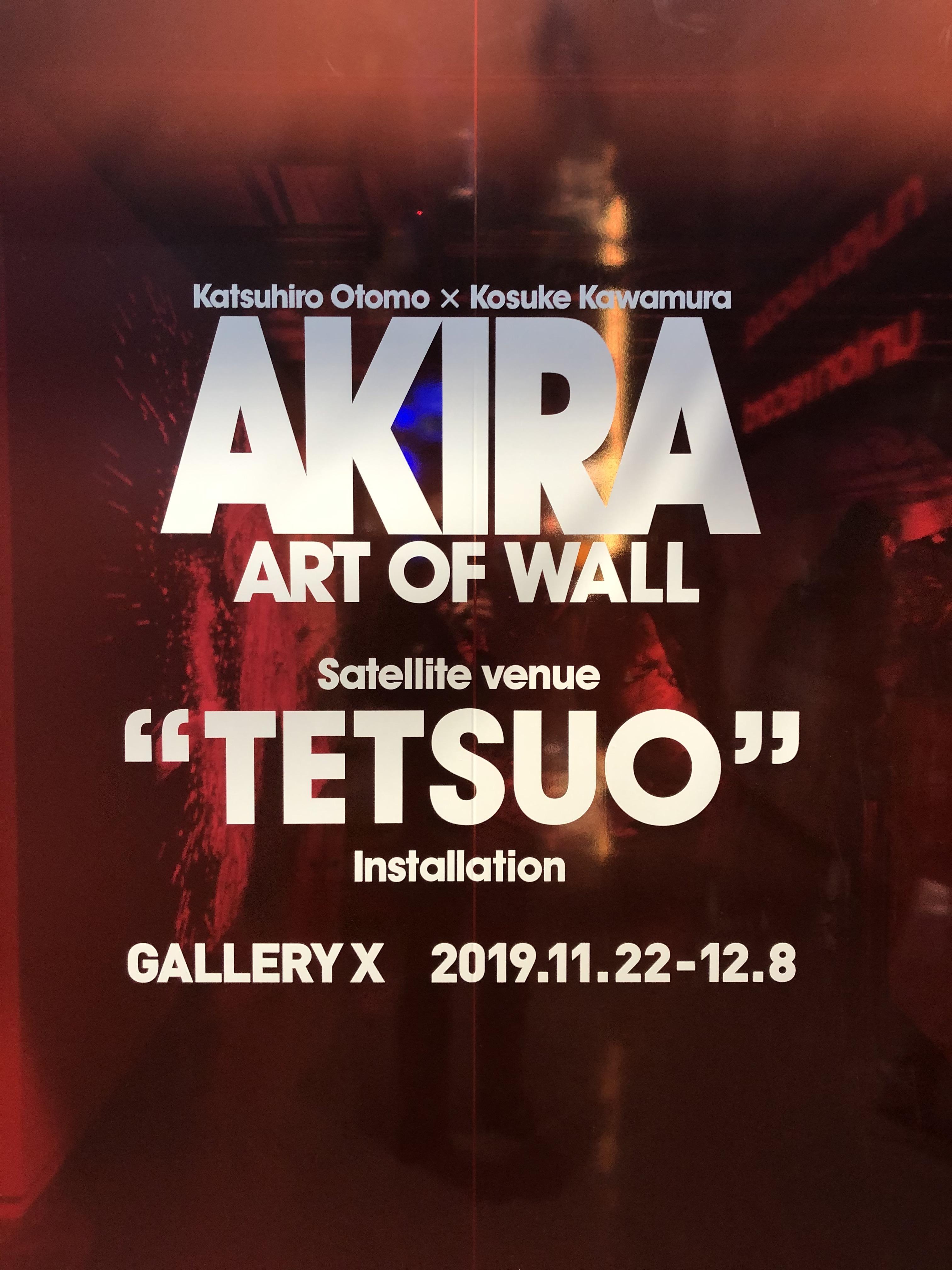 AKIRA ART of WALL