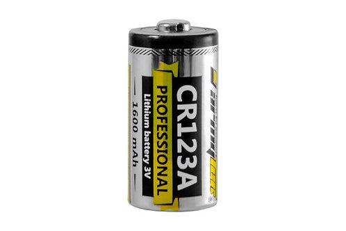 CR123A 1600 mAh Batterie für Tiara