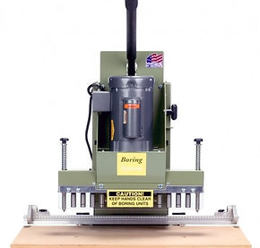 conquest Mini 13 Spindle Line Bore Machi