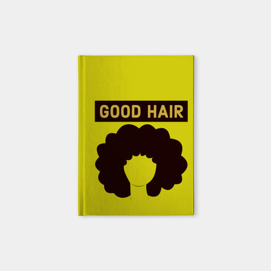 Keesha's Good Hair NOTEBOOK
