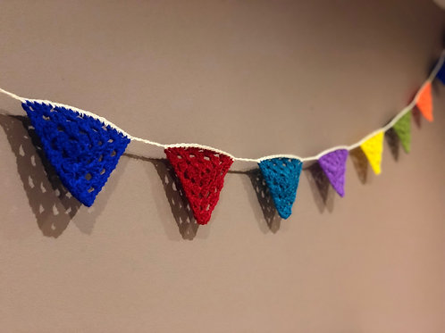 THE GALA-TIME BUNTING