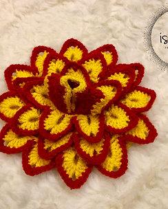 Lord Krishna Bal Gopal Dress - Lotus