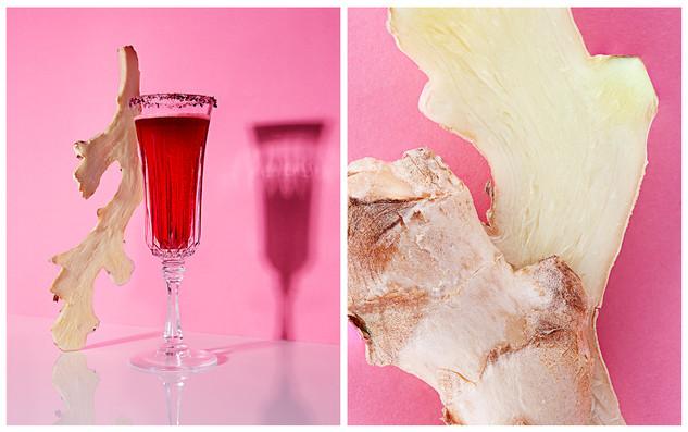 hibiscus ginger tonic