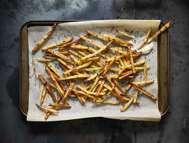 match stick fries