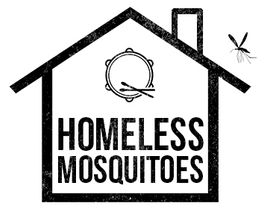Homeless Mosquitoes T-Shirt Design VIII.