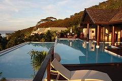 moorea resort