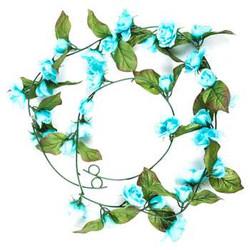 Turquoise Mini Rose