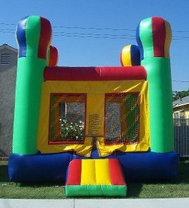 Hot Air Balloon Jumper