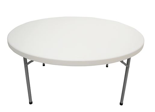 60-inch Round Table