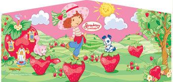Strawberry Shortcake Banner