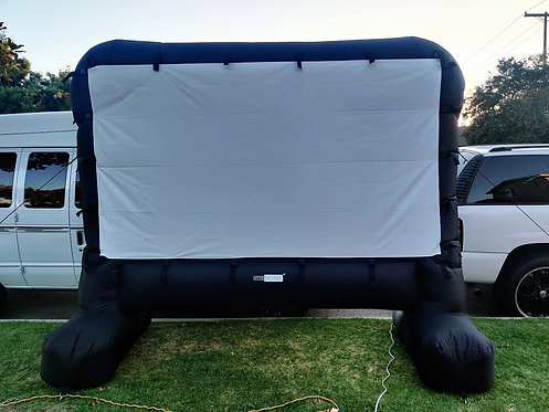 Inflatable Movie Screen (10'W)