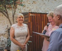 Sue's vows