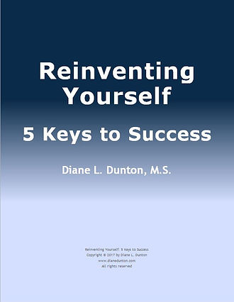 Free E-Book: Reinventing Yourself - 5 Keys to Success