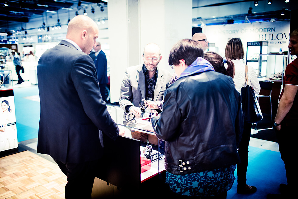 The Precious Stockholm Nordic Watch and Jewellery Fair 2016