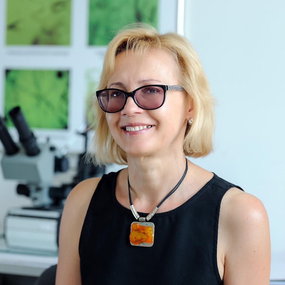 O. Belichenko, Ph.D, Amber Expert of IAA, State Gemmological Centre of Ukraine