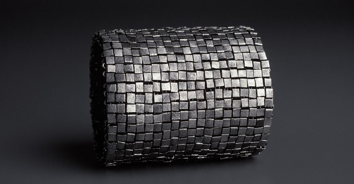 Tone Vigeland Jewelry Object Sculpture