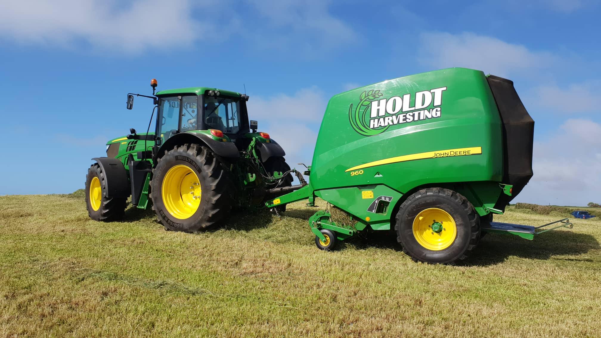 Holdt Harvesting