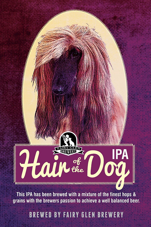 Hair of the Dog IPA (Click to Order)
