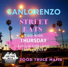 San Lorenzo Street Eats