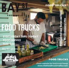 BAY St Food Trucks