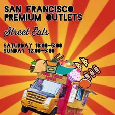 SF Premium Outlets Street Eats