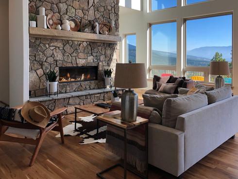 Designing a Mountain Home Retreat