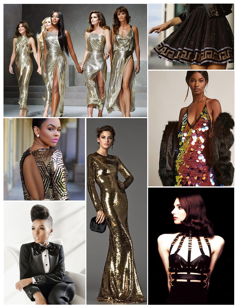 What to Wear - Goddesses