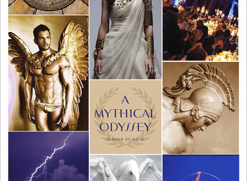 Mythical Odyssey Sets Sail