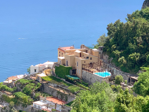 An Amalfi Milestone Birthday Get-Away