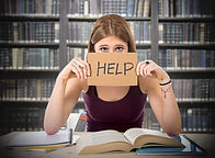 bigstock-Tired-College-Student-Girl-Stu-