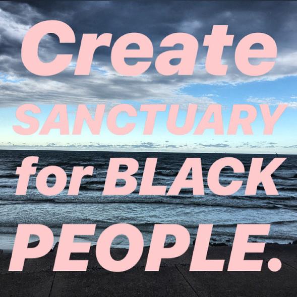 Create Sanctuary